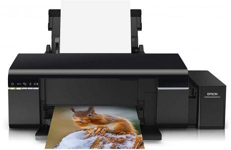 Epson l805 PVC card printer