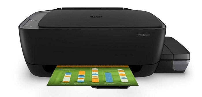 Hp 310 all-in-one ink tank colour printer specification