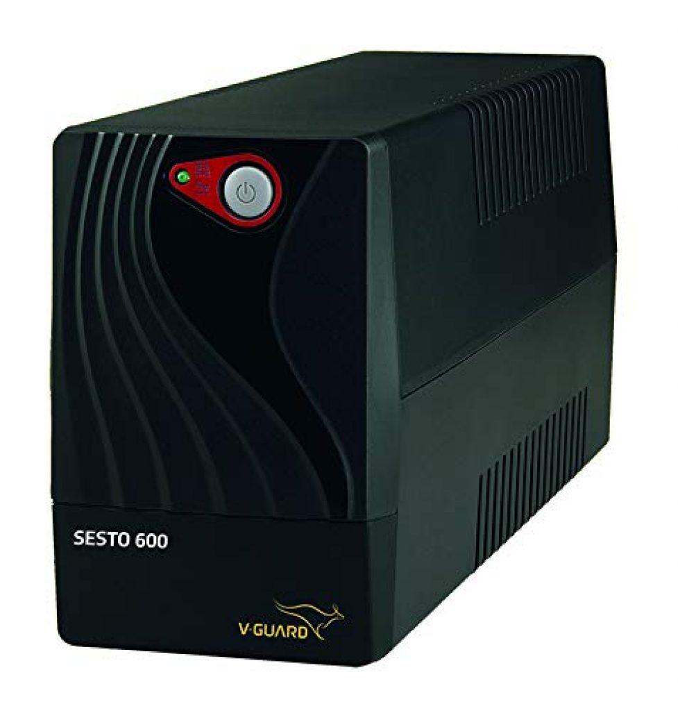 VGUARD UPS SESTO 600 - 600VA