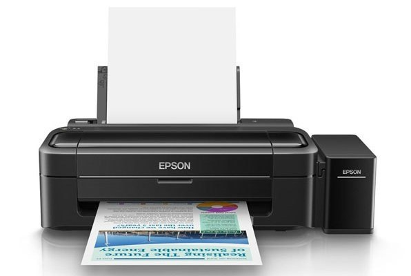 Epson L120 Red and green light Blinking